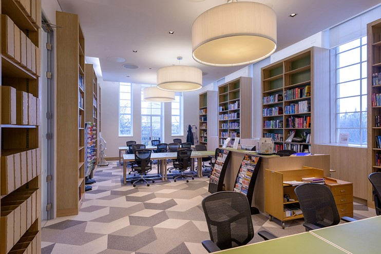 IET Savoy Place Library